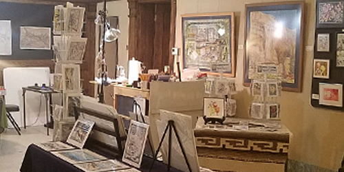 Clint Loomis Studio in Lewistown, Montana