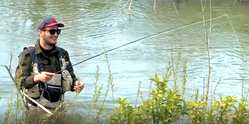 Fly Fishing in Lewistown, Montana
