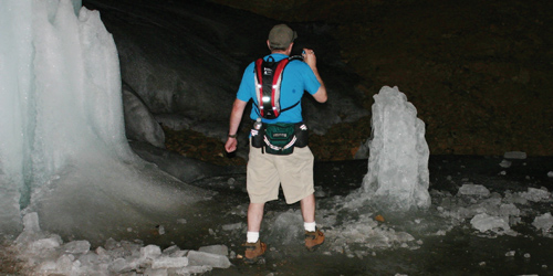 Ice Caves Trail