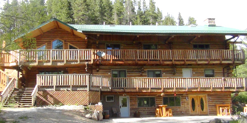 Judith Mountain Lodge
