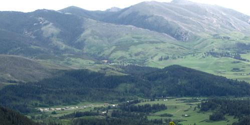 Judith Peak
