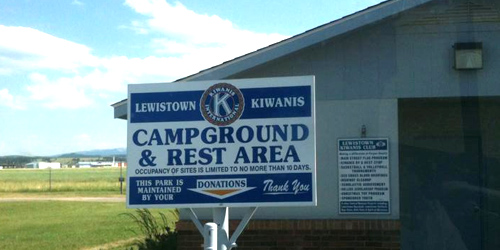 Kiwanis Rest Area