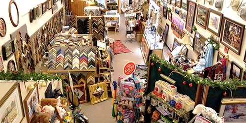 Moccasin Mountain Art & Gifts