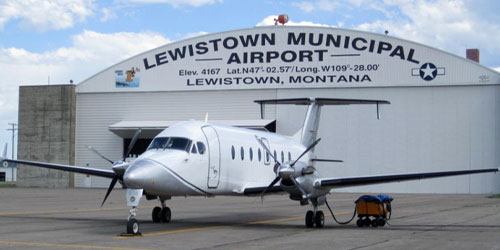 Lewistown Airport